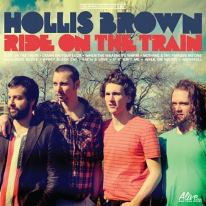 Hollis Brown Ride on the Train Album Art