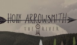 Holly Arrowsmith The River album art