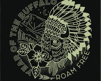 Year of the Buffalo album art