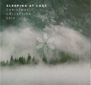 Sleeping at last christmas album art