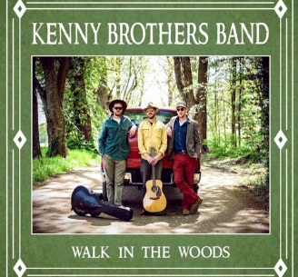 kenny brothers band album art
